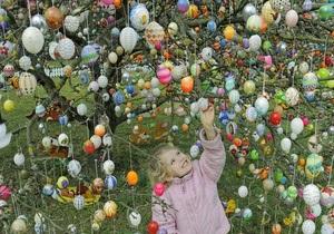 В Москве к Пасхе установят двухметровое яйцо изо льда