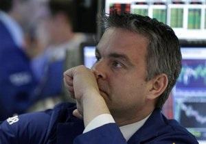 Украинский рынок акций начал день продажами