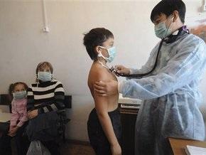 В Москве зарегистрировано уже 900 случаев заболевания свиным гриппом