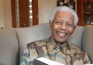Нельсон Мандела: у экс-президента ЮАР случаются провалы в памяти