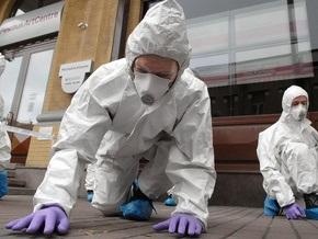 Фотогалерея: Бактериологический десант в центре Киева
