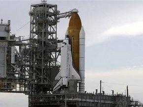 Cтарт Discovery отложен из-за неполадок в топливном баке