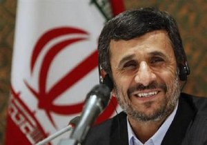 Ахмадинежад: Санкции не повлияют на ядерную программу Ирана