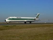 В Харьковском аэропорту состоялась аварийная посадка самолета