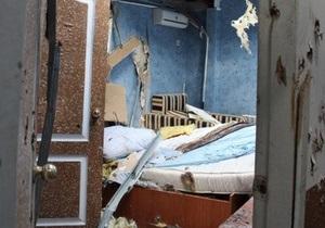 Азаров поручил компенсировать людям убытки, причиненные во время спецоперации в Одессе