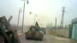 Сирия: правительственные войска начали  зачистку  Хомса