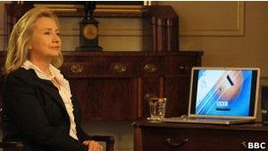 Клинтон: В руководстве Ирана идет борьба за власть