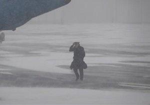 Погода в Украине - В аэропорту Одесса не принимают рейсы из-за тумана