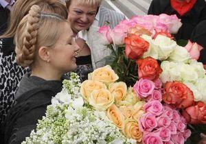 КП: Тимошенко готовится отпразновать 50-летие