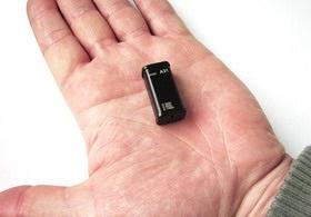 Самому маленькому диктофону в мире 10 лет