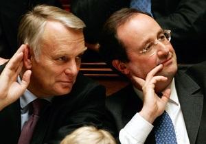 Олланд назначил новым премьер-министром Франции социалиста с судимостью
