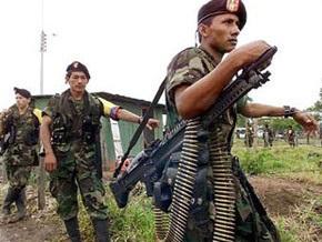 Колумбийские повстанцы освободят шестерых заложников