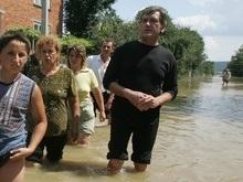 Ющенко объявил отдельные местности зонами чрезвычайной ситуации