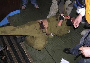 Агентство Reuters заявило о неумышленном редактировании фото с Флотилии свободы