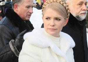 Штаб Тимошенко: В Донецкой области штаб Януковича запустил механизм фальсификаций