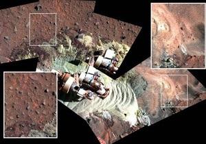 Глина в глубоких кратерах может скрывать следы жизни на Марсе