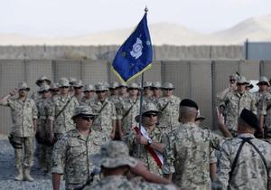 Польша продлила срок военной миссии в Афганистан