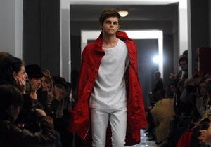 Молодой украинский бренд представил в Киеве мужскую коллекцию весна-лето 2013