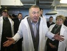 Жириновский: Нам уже трудно остановить Украину