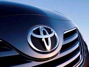 Специальное предложение на автомобили Toyota в салоне «Тойота на Печерске»