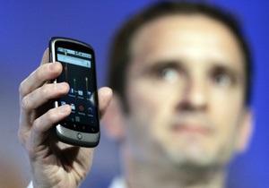 Мировой рынок мобильных телефонов растет гораздо медленнее сегмента смартфонов