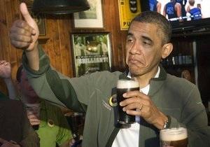 Обама сообщит журналистам рецепт пива, которое варит в Белом доме