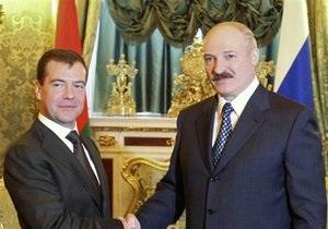 Кремль подтвердил возможность публикации стенограммы с заявлениями Лукашенко