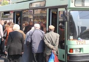 В Киеве могут повысить штрафы за безбилетный проезд в пять раз