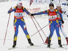 Биатлон: Новая украинская медаль