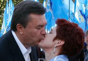 Би-би-си: Первая леди Украины предпочитает жить в Донецке