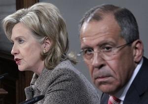 Клинтон обвинила Россию в том, что Асад до сих пор находится у власти