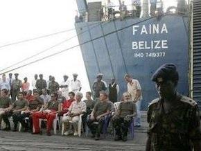 Ъ: Пираты захватили Фаину по наводке из Одессы