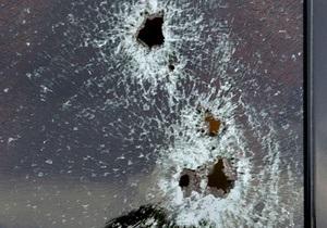 В Крыму неизвестные обстреляли пассажирский автобус