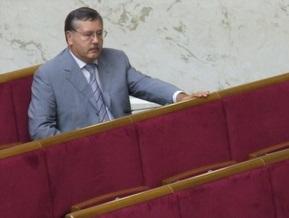 Гриценко: Украина похожа на разобранный автомат Калашникова