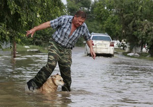 Глава МЧС РФ назвал причину наводнения на Кубани