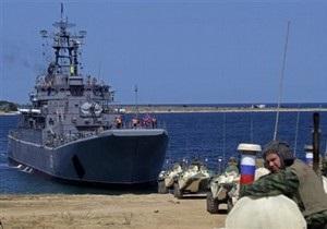 Россия прекратила участие в антитеррористической операции НАТО