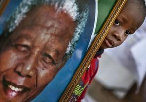 Внуки Манделы: Он улыбается и идет с нами на контакт