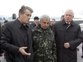 Освобождение Фаины: Ющенко наградил четырех разведчиков