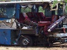 Автокатастрофа в Иране – автобус выехал на встречную полосу