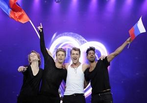 Российский участник Евровидения выругался матом в прямом эфире