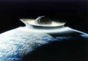 Ученый: Вероятность гибели от падения астероида равна вероятности смерти в авиакатастрофе