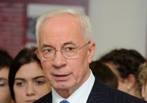 Азаров: Разумеется, никаких перевыборов не будет
