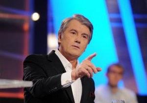 Ющенко рассказал, при каком условии предоставит кровь для экспертизы по делу о его отравлении