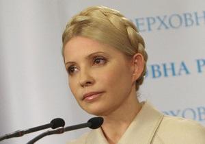 Тимошенко: На закупках вакцины сидел бизнес-партнер Азарова