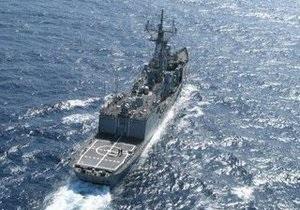 Захваченный в феврале ливийский сухогруз вырвался из пиратского плена