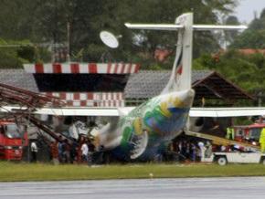 Пилот самолета, врезавшегося в вышку в Таиланде, погиб