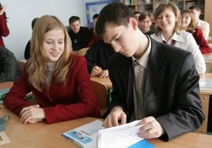 Заместитель Табачника утверждает, что в Донецкой области 70% школ украиноязычные