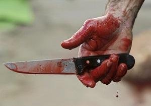 В Тернопольской области мужчина ранил ножом пятерых молодых людей