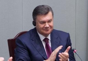 Янукович в Нью-Йорке встретится с генсеком НАТО и президентом Финляндии