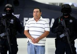В Мексике арестовали наркобарона, считающегося главным поставщиком героина в США